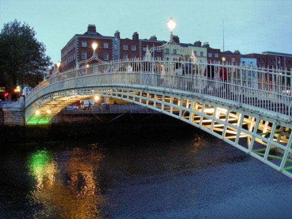 Séjours linguistiques anglais culture excursion stage Dublin Irlande