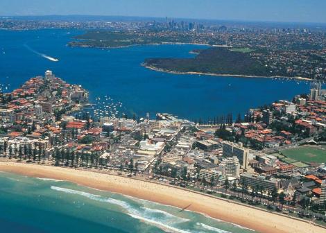 Séjour en anglais plus surf en Australie