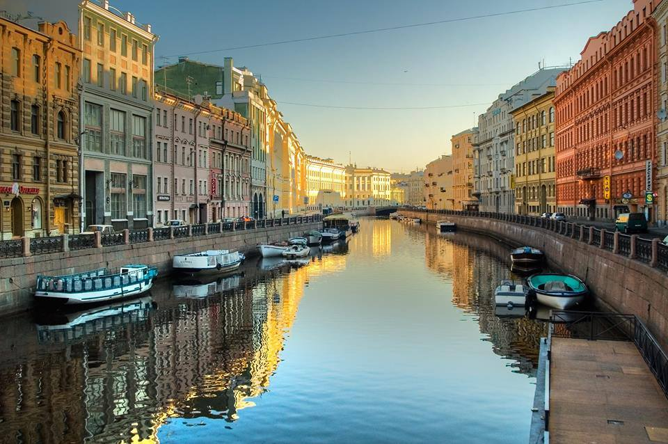 Séjours linguistiques Russe Moscou Saint Petersbourg Riga Russie