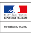 logo ministere travail