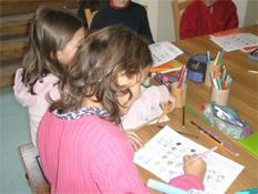 Cours d'anglais pour enfants à Lyon